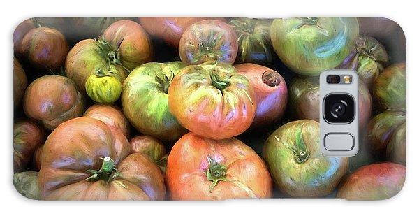 Heirloom Tomatoes Galaxy Case