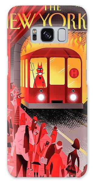 Hell Train Galaxy S8 Case
