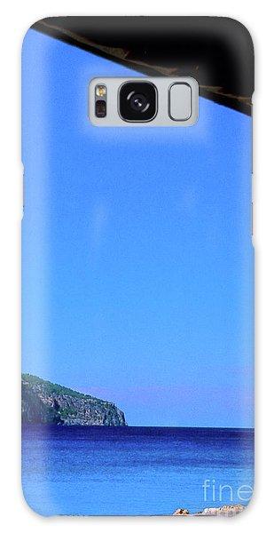 Hellenic Dream Galaxy Case by Silvia Ganora