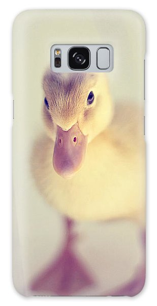 Hello Ducky Galaxy Case by Amy Tyler