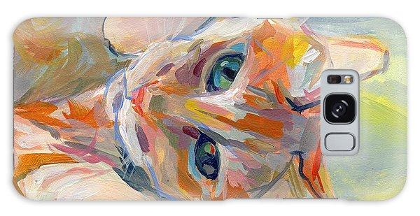 Tabby Galaxy Case - Hello Kitty by Kimberly Santini