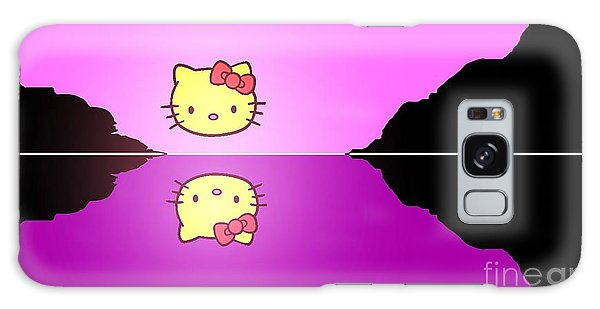 Hello Kitty Sunrise Galaxy Case