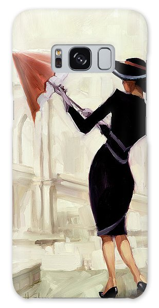 1950s Galaxy Case - Hello New York by Steve Henderson