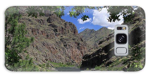 Hells Canyon Snake River Galaxy Case