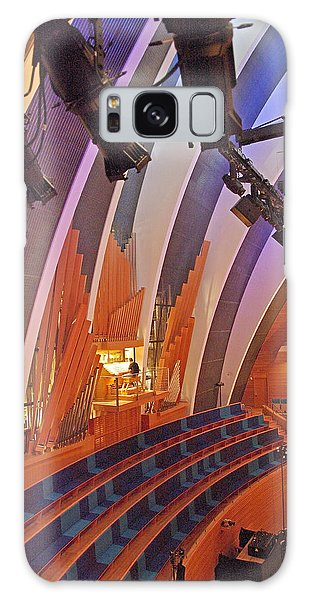 Helzberg Hall #3 Galaxy Case by Jim Mathis