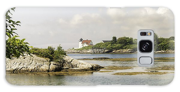 Hendricks Head Lighthouse Galaxy Case