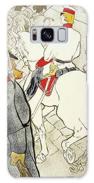 March Galaxy Case - Henri De Toulouse Lautrec Illustration - Vintage Art Nouveau Poster - Belle Epoque - Paris by Studio Grafiikka