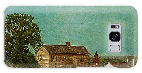 Henry House At Manassas Battlefield Park Galaxy Case