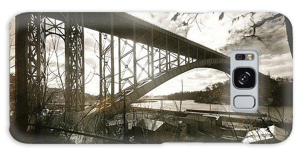 Henry Hudson Bridge, 1936 Galaxy Case by Cole Thompson