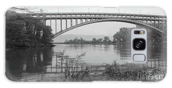 Henry Hudson Bridge  Galaxy Case by Cole Thompson