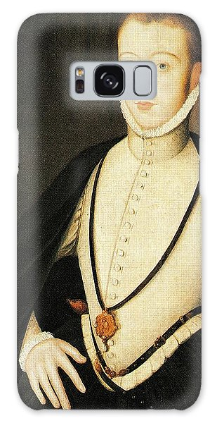 Henry Stewart Lord Darnley Married Mary Queen Of Scots 1565 Galaxy Case