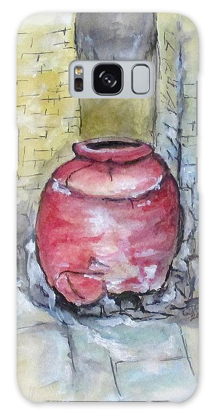 Herculaneum Amphora Pot Galaxy Case