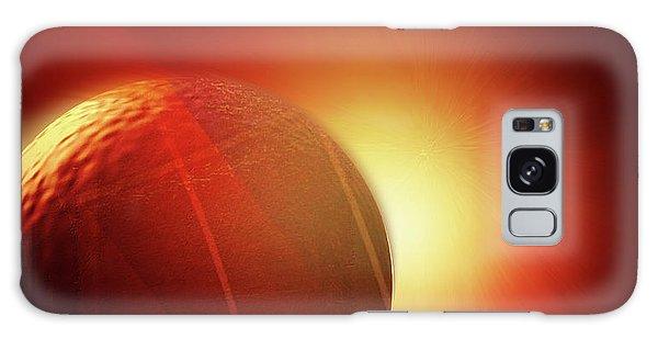 Here Comes The Sun Galaxy Case