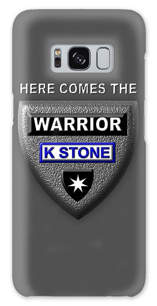 Galaxy Case - Here Comes The Warrior by K STONE UK Music Producer