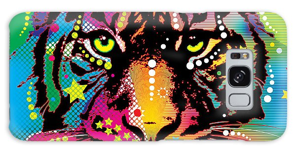 Here Kitty Galaxy Case