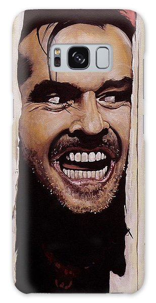 Here's Johnny Galaxy Case