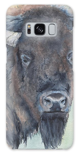 Here's Looking At You - Bison Galaxy Case