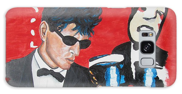 Herman Brood Jamming With His Art Galaxy Case by Jeepee Aero