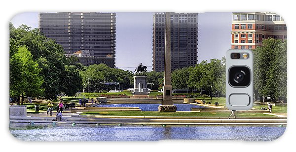 Hermann Park Galaxy Case