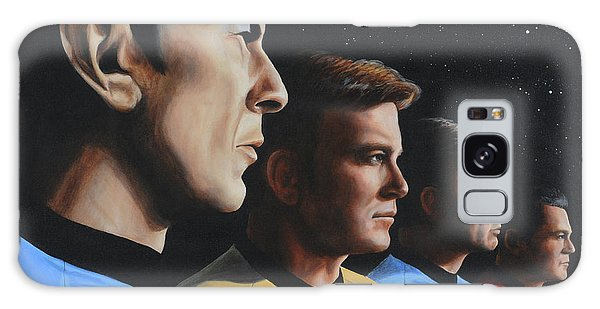 Heroes Of The Final Frontier Galaxy Case