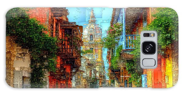 Heroic City, Cartagena De Indias Colombia Galaxy Case