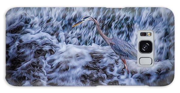 Heron Falls Galaxy Case