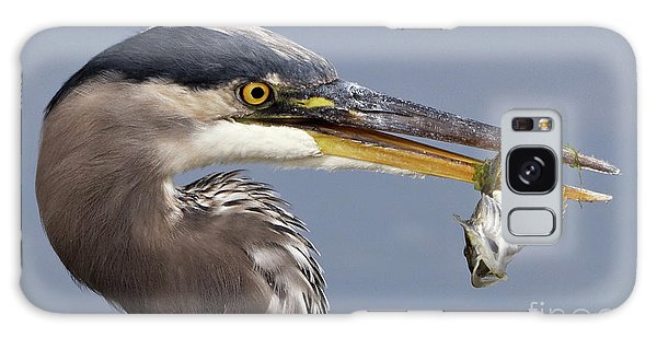 Herons Appetizer Galaxy Case