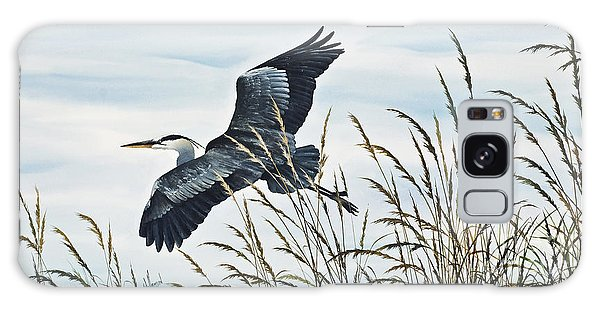 Herons Flight Galaxy S8 Case