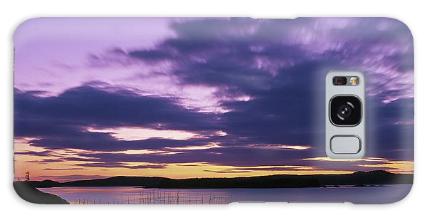 Herring Weir, Sunset Galaxy Case