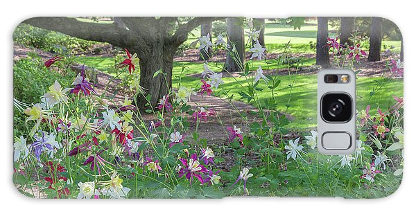 Galaxy Case featuring the photograph Hershey Gardens 1 by Chris Scroggins