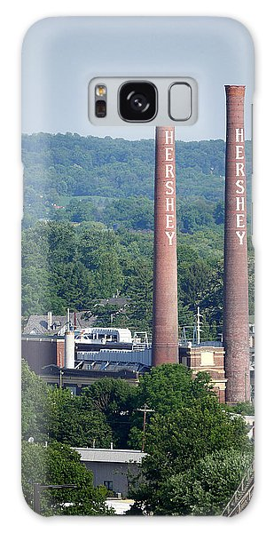 Hershey Smokestacks Galaxy Case