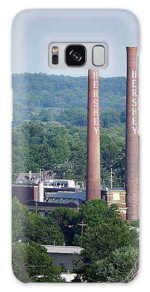Hershey Smokestacks Galaxy Case