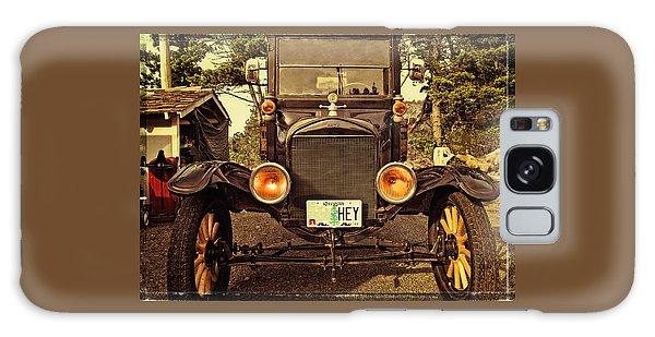 Hey A Model T Ford Truck Galaxy Case