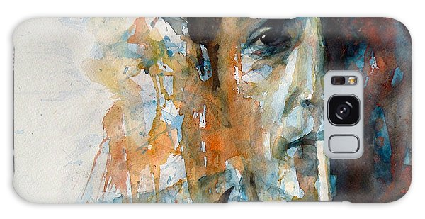 Hey Mr Tambourine Man @ Full Composition Galaxy Case by Paul Lovering
