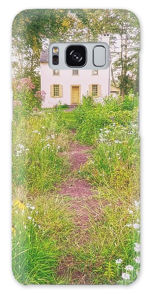 Hibbs House Galaxy Case