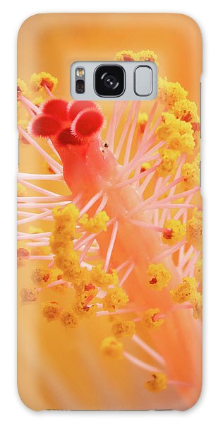 Hibiscus-1 Galaxy Case