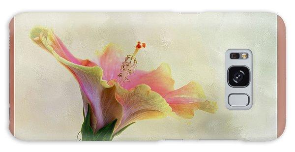 Hibiscus Art Galaxy Case