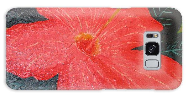 Hibiscus Galaxy Case