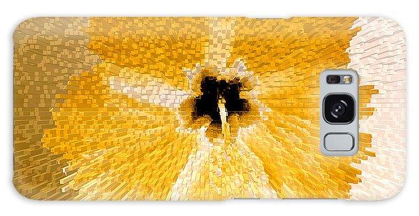 Hibiscus Explosion Galaxy Case