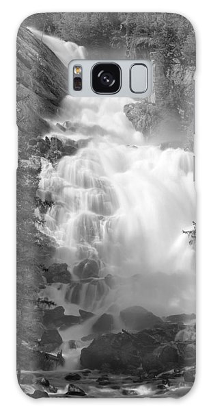 Galaxy Case - Hidden Falls by Bob Neiman