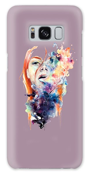 Hidden T-shirt Galaxy Case