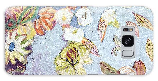 Hummingbird Galaxy S8 Case - Hidden Lagoon Part I by Jennifer Lommers