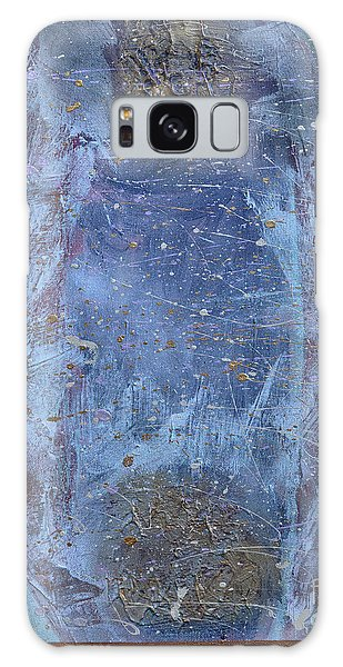 Hidden Reality Galaxy Case by Theresa Kennedy DuPay
