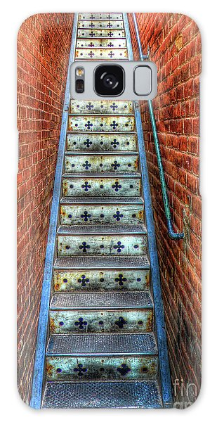 Hidden Stairway In Old Bisbee Arizona Galaxy Case