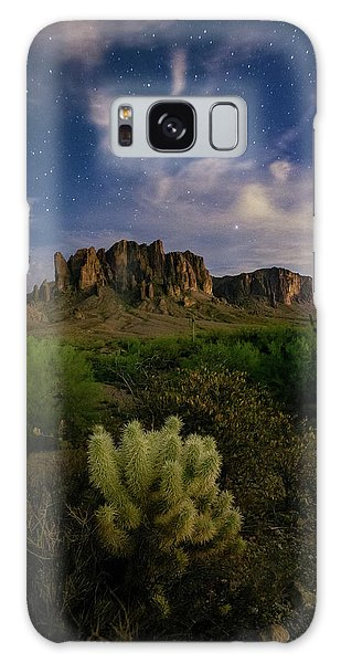 Galaxy Case featuring the photograph Hidden Treasure by Tassanee Angiolillo