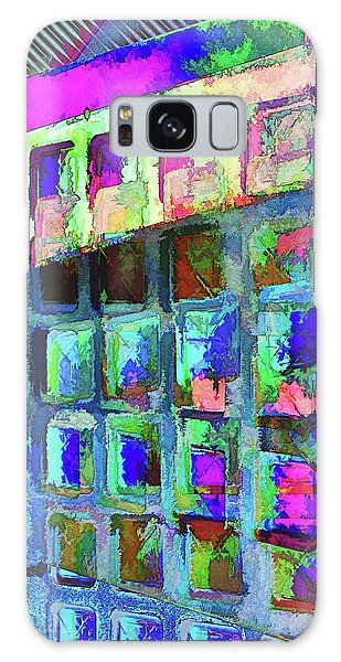 Galaxy Case featuring the digital art Hide And Seek by Wendy J St Christopher