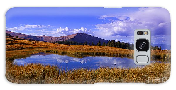 High Country Pond Galaxy Case