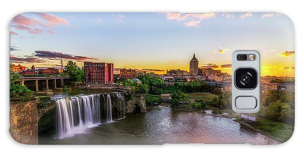 High Falls Rochester Ny Galaxy Case