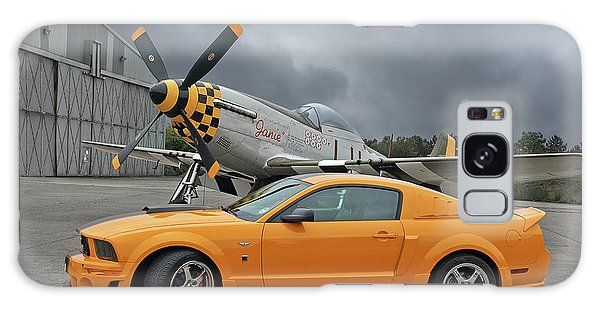 High Flyers - Mustang And P51 Galaxy Case