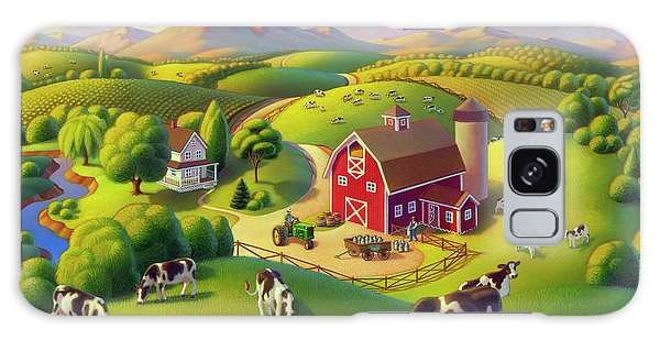 High Meadow Farm  Galaxy Case